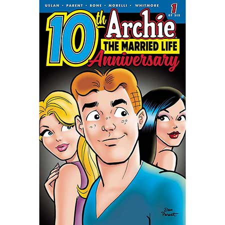 Archie Married Life 10 Years Later #1