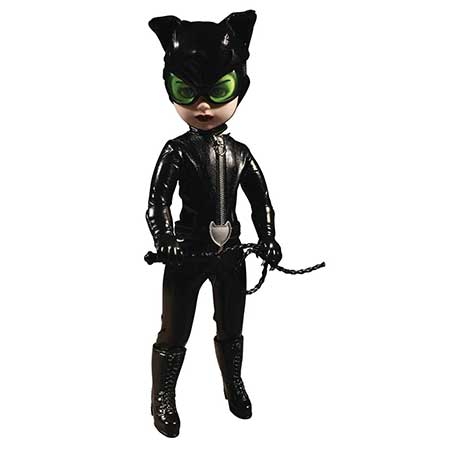Living Dead Dolls DC Universe Catwoman Doll