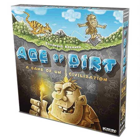 Age Of Dirt Board Game