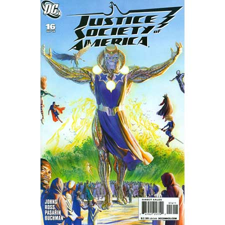 Justice Society Of America #16