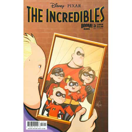 Incredibles Family Matters #3