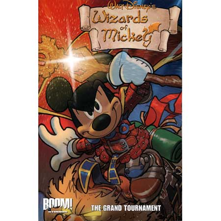 Wizards Of Mickey  Vol 02 Grand Tournament