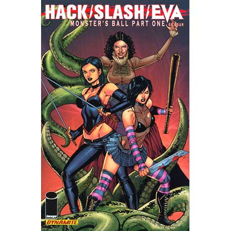 Hack Slash Eva Monsters Ball #1