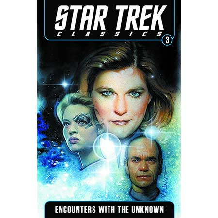 Star Trek Classics Vol 3 Encounters With Unknown