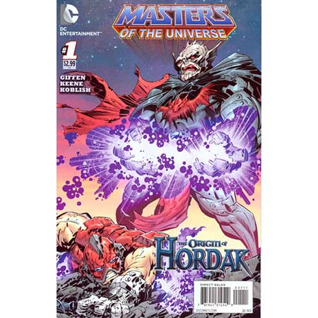 Masters Of The Universe Origin Of Hordak #1