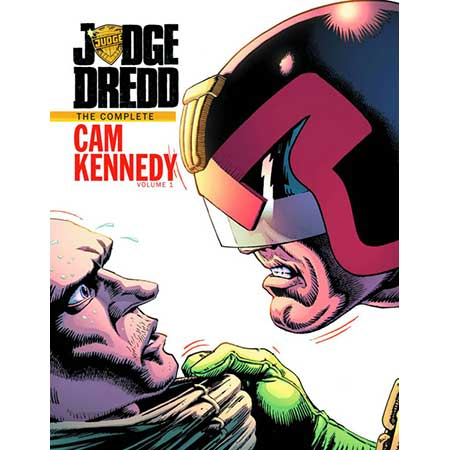 Judge Dredd Cam Kennedy Collection Vol 1