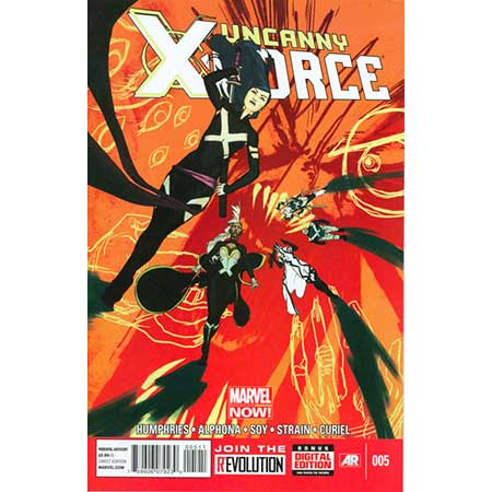 Uncanny X-Force #5