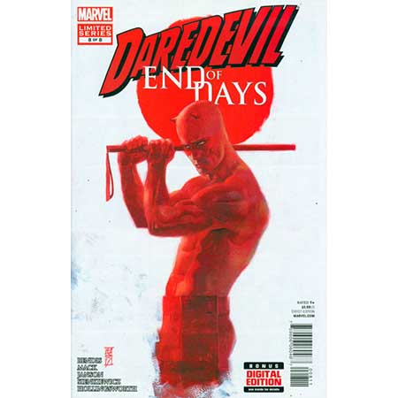 Daredevil End Of Days #8
