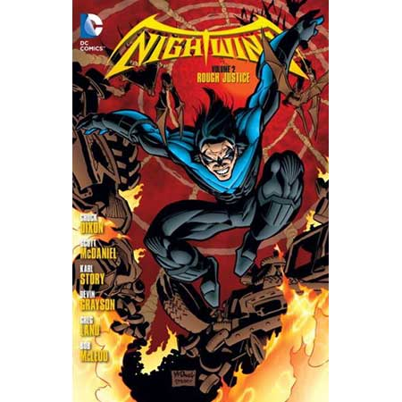 Nightwing Vol 2 Rough Justice