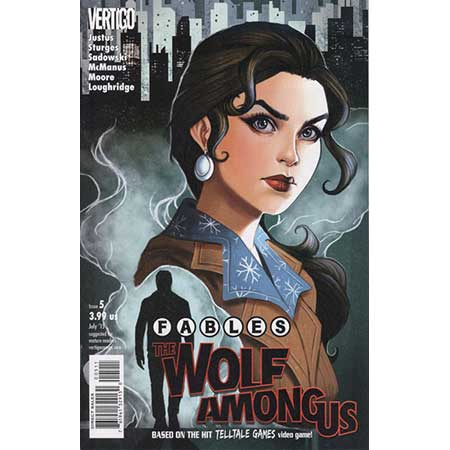 Fables The Wolf Among Us #5