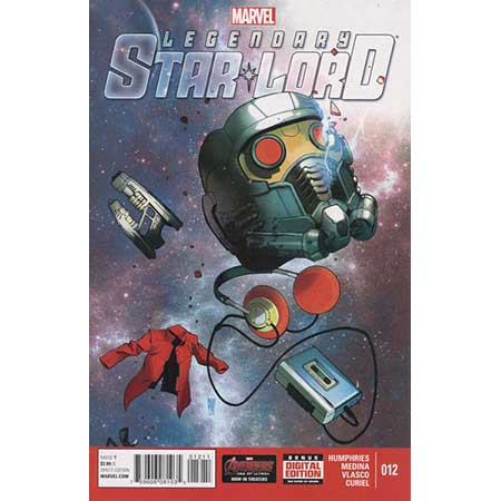 Legendary Star Lord #12