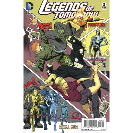 Legends Of Tomorrow #3