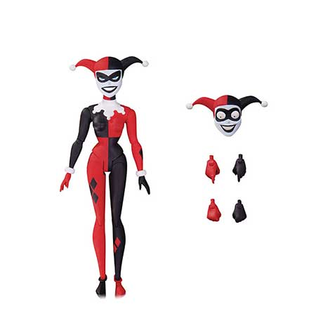 Batman New Batman Adventures Harley Quinn Action Figure