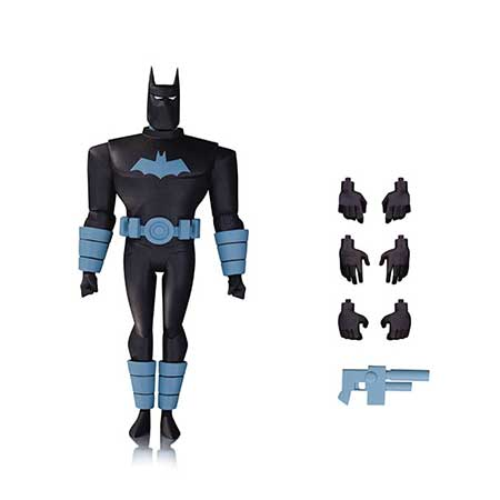 Batman New Batman Adventures Anti Firesuit Batman Action Figure