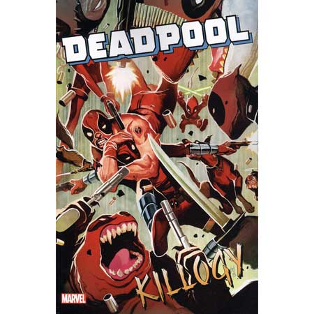 Deadpool Classic Vol 16 Killogy