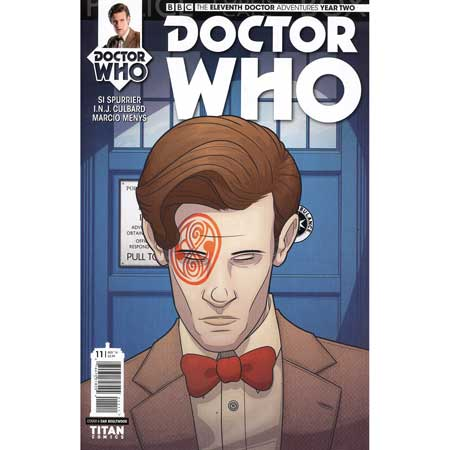 Doctor Who 11Th Year Two #11
