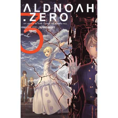 Aldnoah Zero Season One Vol 3