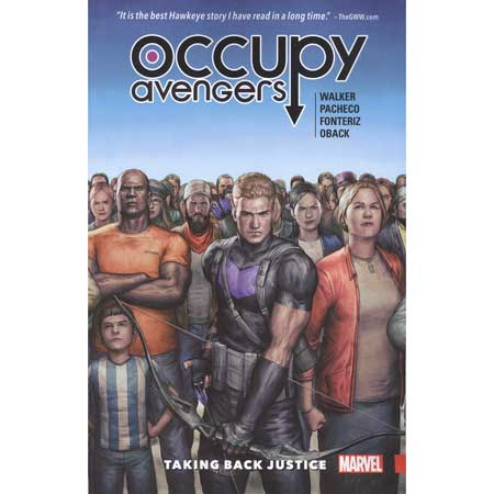 Occupy Avengers Vol 1 Taking Back Justic