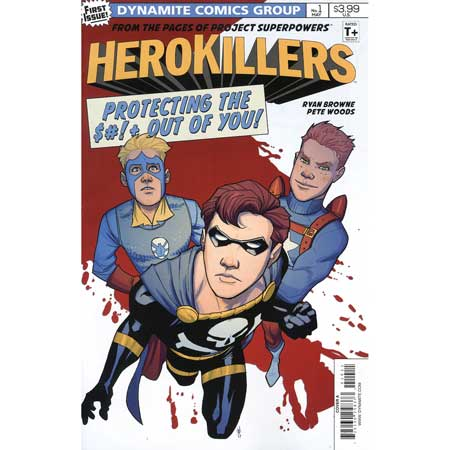 Project Superpowers Hero Killers #1