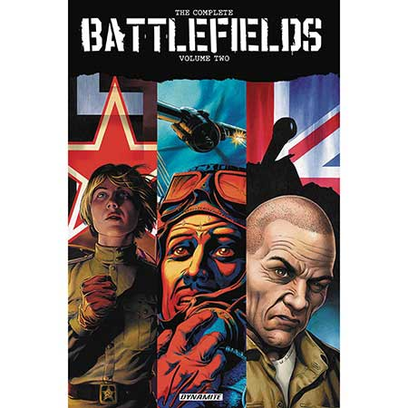 Garth Ennis Complete Battlefields Vol 2
