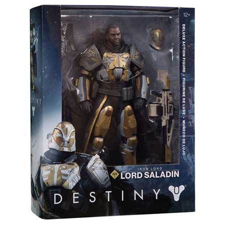 Destiny Lord Saladin 10-inch Deluxe Figure