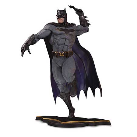 DC Core Batman PVC Statue