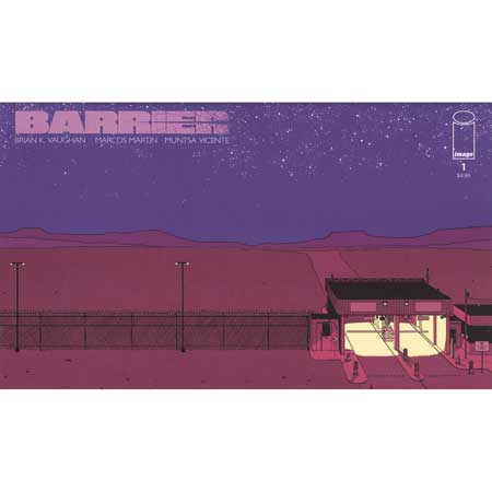 Barrier #1 Collectors Edition