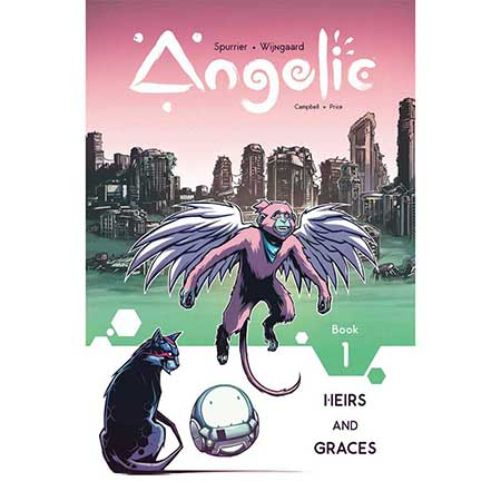 Angelic Vol 1 Heirs & Graces