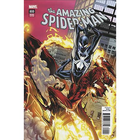 Amazing Spider-Man #800 Ramos Connecting Variant