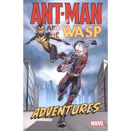 Ant-Man And Wasp Adventures