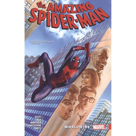 Amazing Spider-Man Worldwide Vol 8