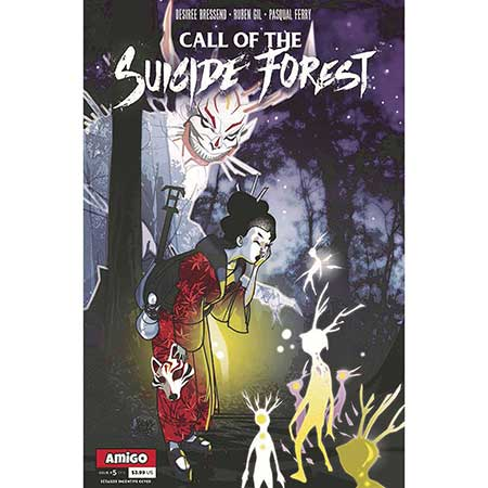 Call Of The Suicide Forest #5