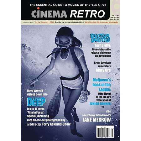 Cinema Retro #41