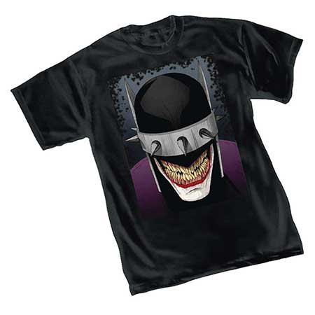 Dark Nights Metal Batman Who Laughs T-Shirt