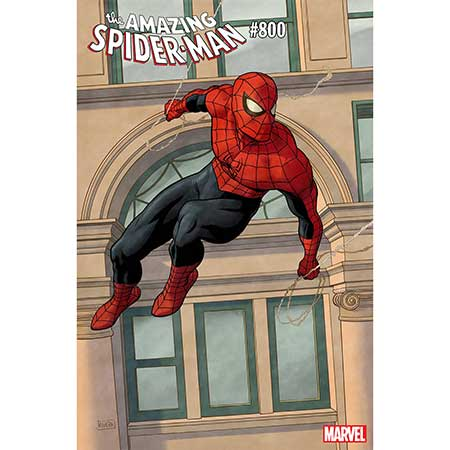 Amazing Spider-Man #800 Rivera Variant (Limit 1 per customer)
