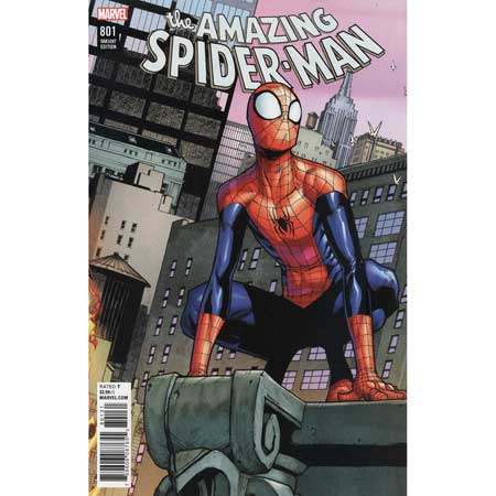 Amazing Spider-Man #801 Ramos Connecting Variant