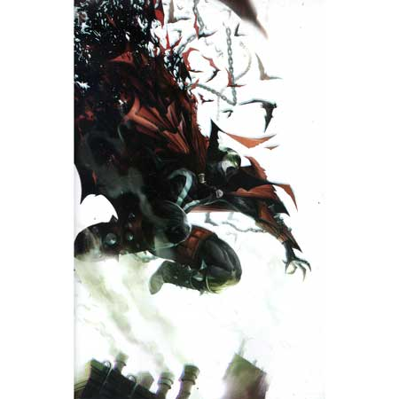 Spawn #297 Cover B Mattina Virgin