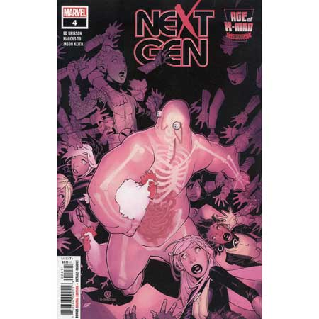 Age Of X-Man Nextgen #4