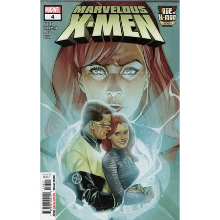 Age Of X-Man Marvelous X-Men #4