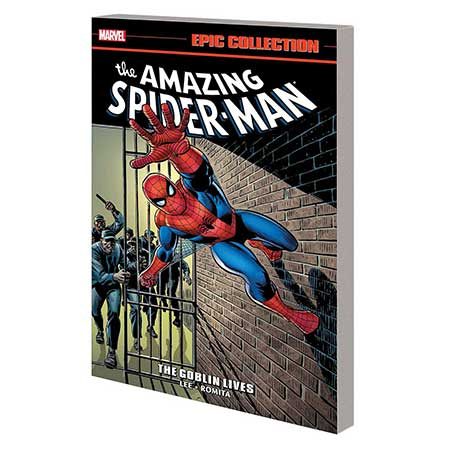 Amazing Spider-Man Epic Collection Goblin Lives