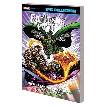 Fantastic Four Epic Collection More Things Change