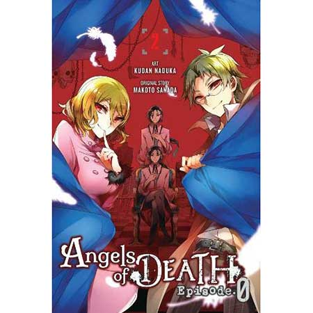 Angels Of Death Episode 0 Vol 2