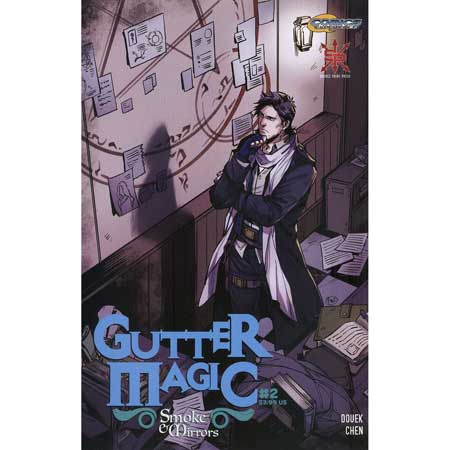 Gutter Magic Smoke & Mirrors #2