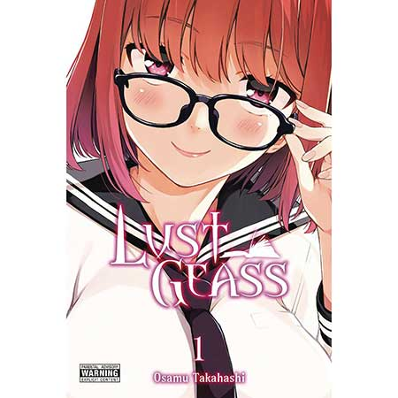 Lust Geass Vol 1