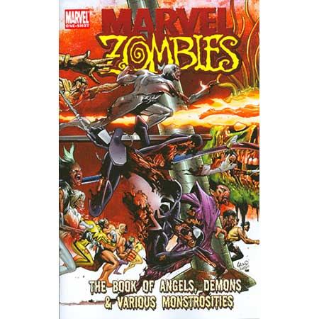 Marvel Zombies Book Angels, Demons....