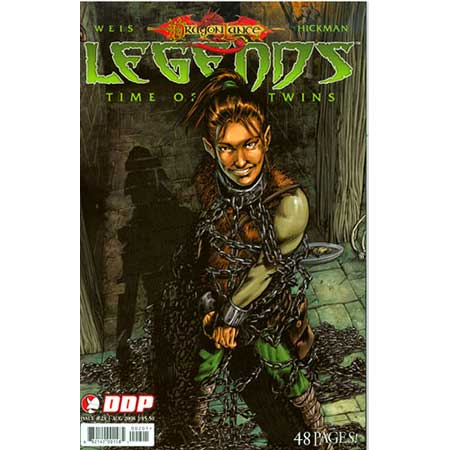 Dragonlance Legends Time Of The Twins #2