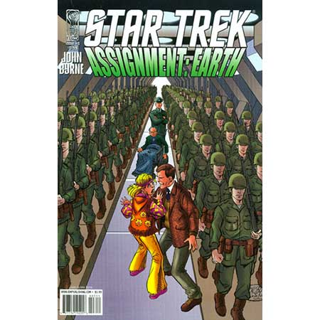 Star Trek Assignment Earth #3