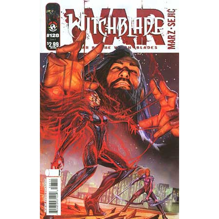 Witchblade #128