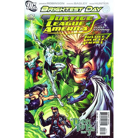 Justice League Of America #47