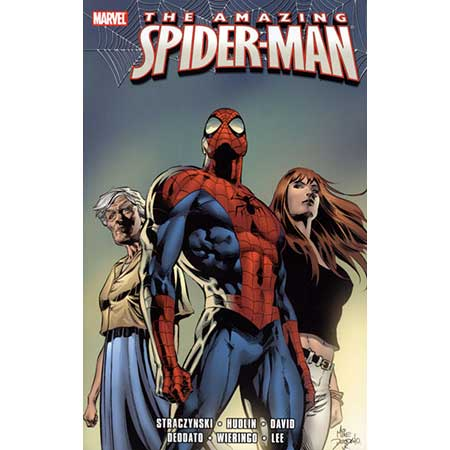 Amazing Spider-Man By Jms Ultimate Coll  Book 4